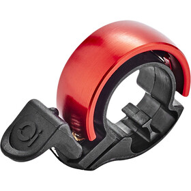 Knog Oi Classic Campanello, black/red